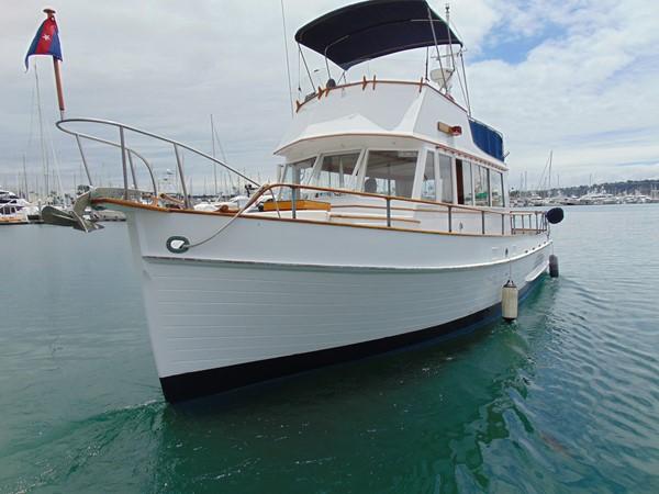 1972 GRAND BANKS  Trawler 2537888