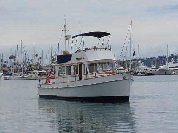 1972 GRAND BANKS  Trawler 2537890