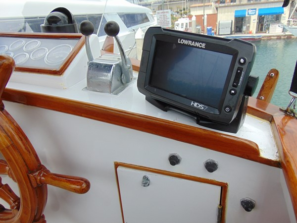 1972 GRAND BANKS  Trawler 2537901