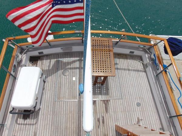 1972 GRAND BANKS  Trawler 2537904