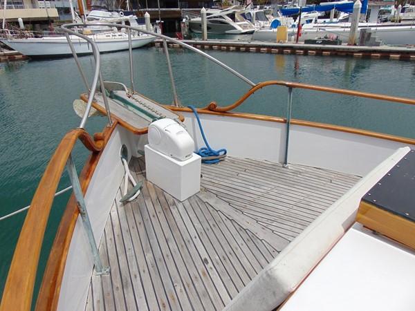 1972 GRAND BANKS  Trawler 2537913