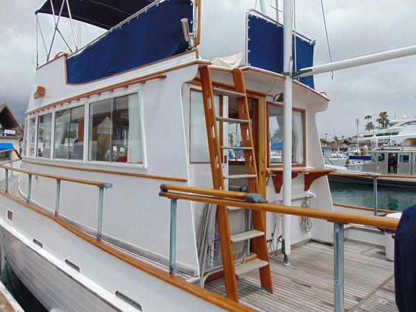 1972 GRAND BANKS  Trawler 2537914