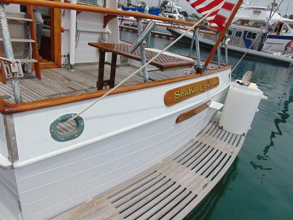 1972 GRAND BANKS  Trawler 2537915