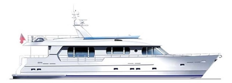 2007 TRADER Trader 75-79 Trawler 2530916