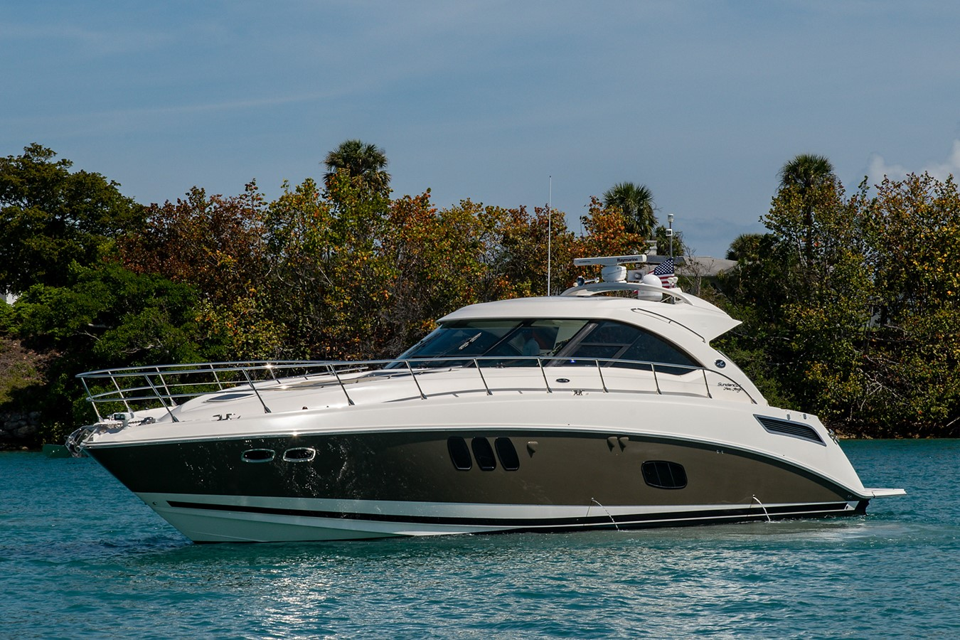 2013 SEA RAY Sundancer Motor Yacht 2531118