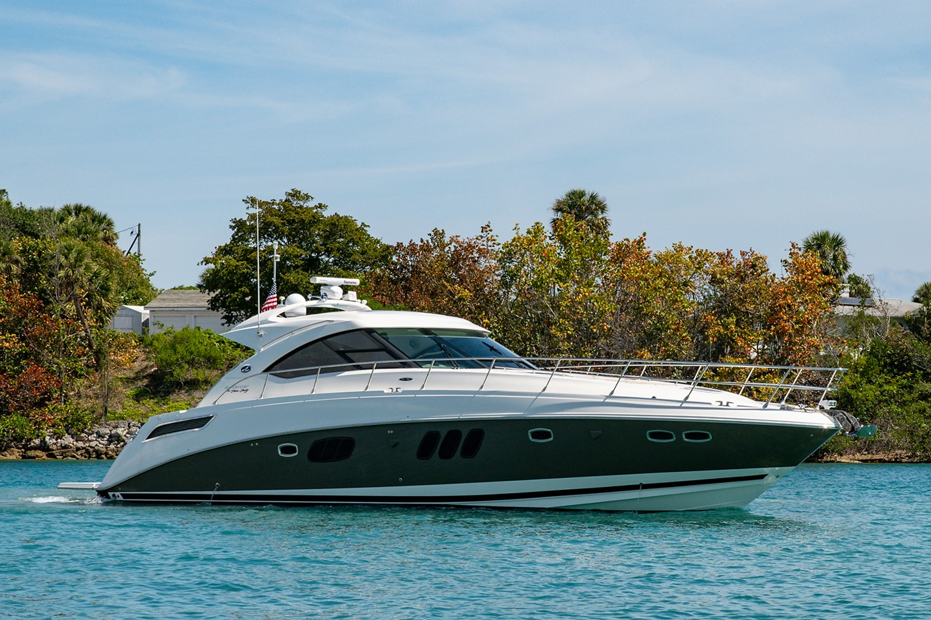 2013 SEA RAY Sundancer Motor Yacht 2531122