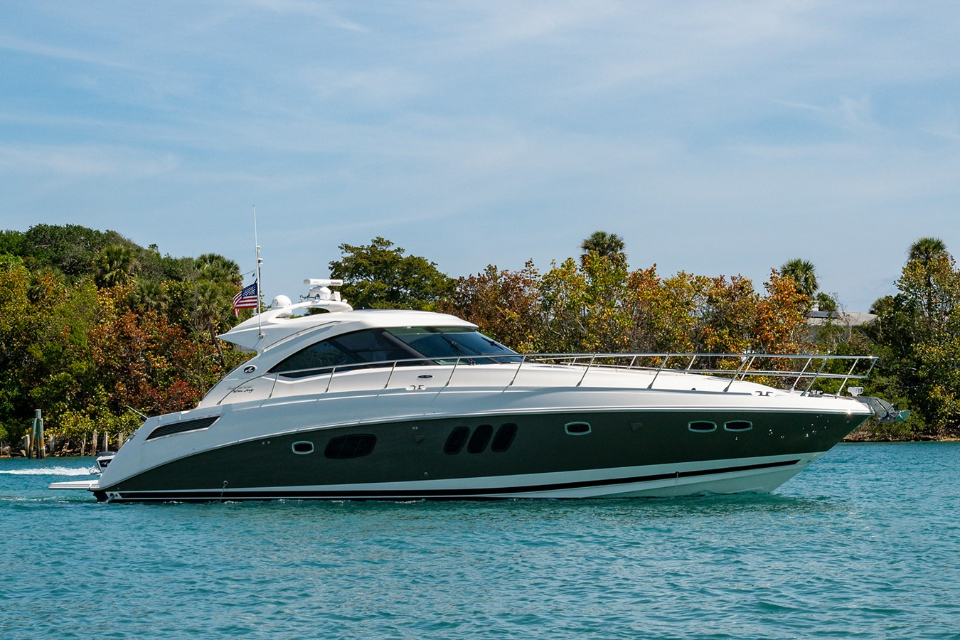 2013 SEA RAY Sundancer Motor Yacht 2531123
