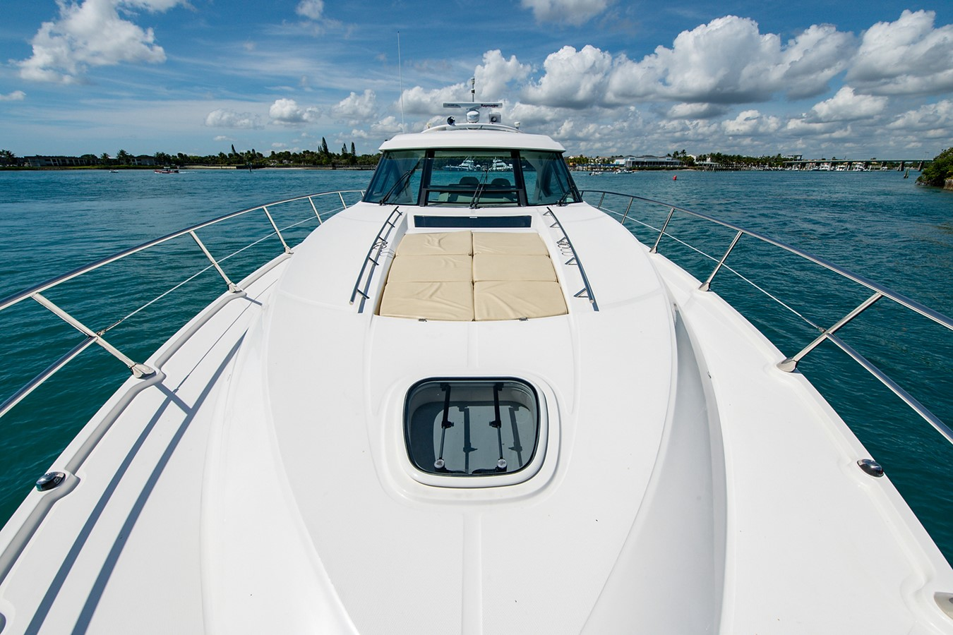 2013 SEA RAY Sundancer Motor Yacht 2531130