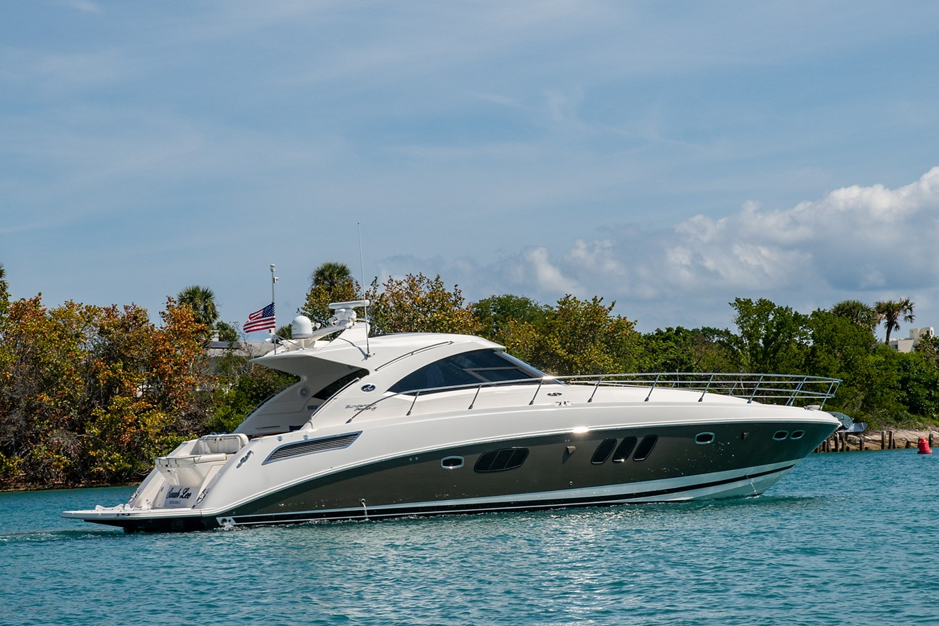2013 SEA RAY Sundancer Motor Yacht 2531195