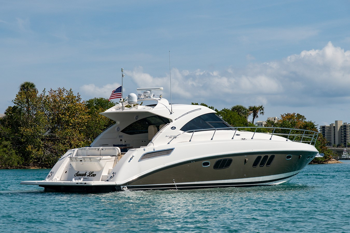 2013 SEA RAY Sundancer Motor Yacht 2531196