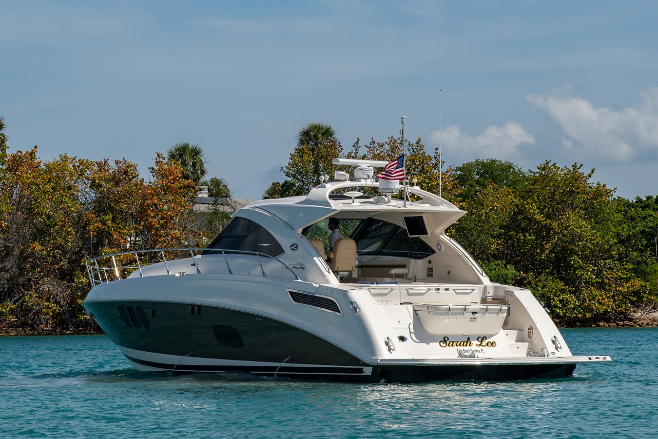 2013 SEA RAY Sundancer Motor Yacht 2531199