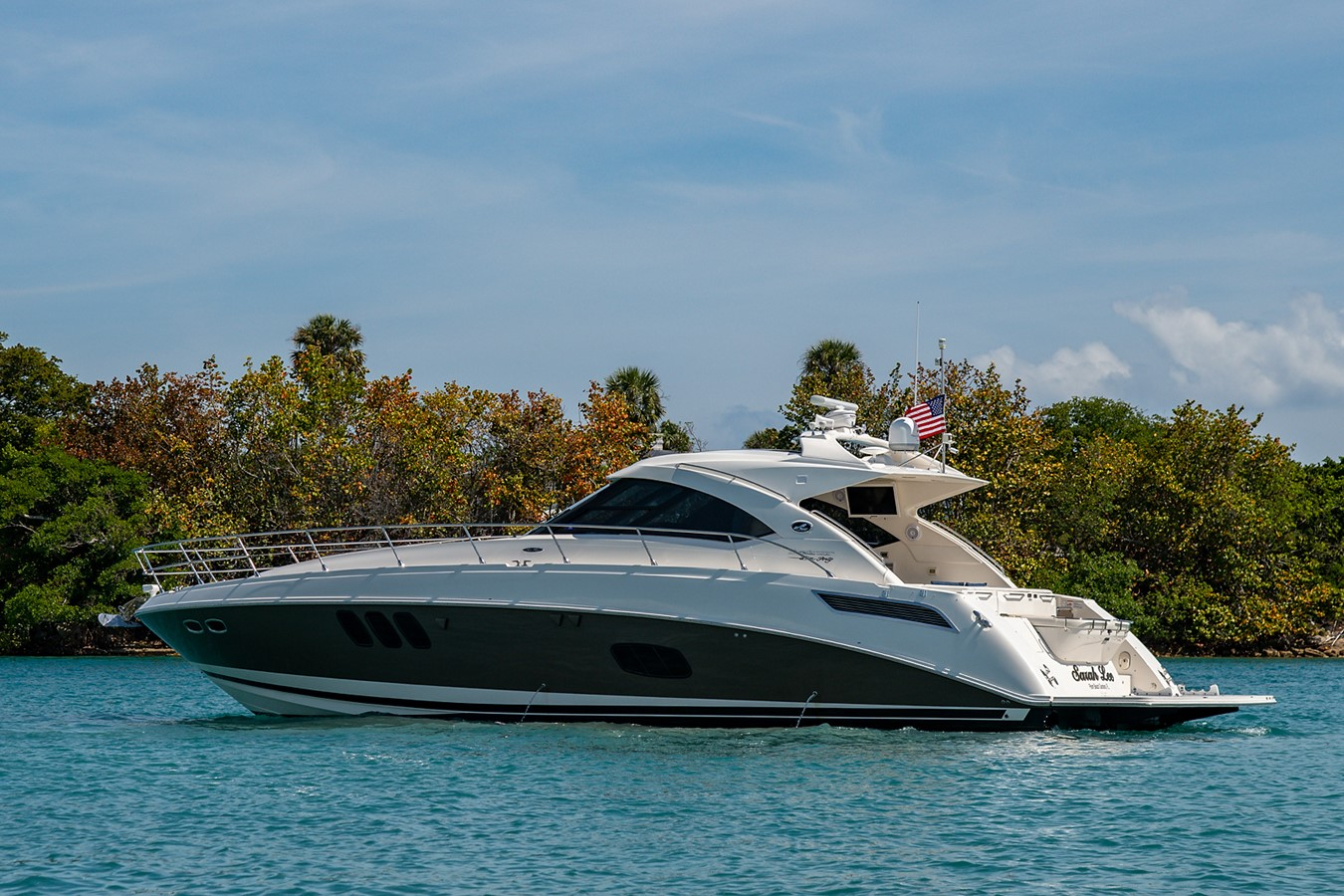 2013 SEA RAY Sundancer Motor Yacht 2531200