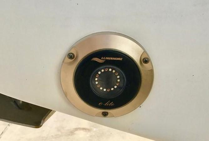 4 Transom Underwater Lights 2014 INTREPID 475 Panacea Center Console 2531228