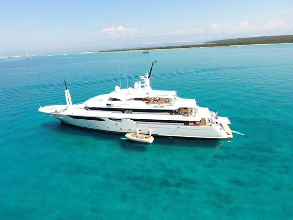 general view 2008 ROSSI NAVI custom Mega Yacht 2531689