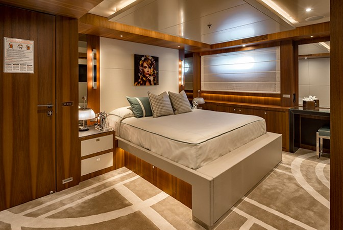 interiors 1 2008 ROSSI NAVI custom Mega Yacht 2532239