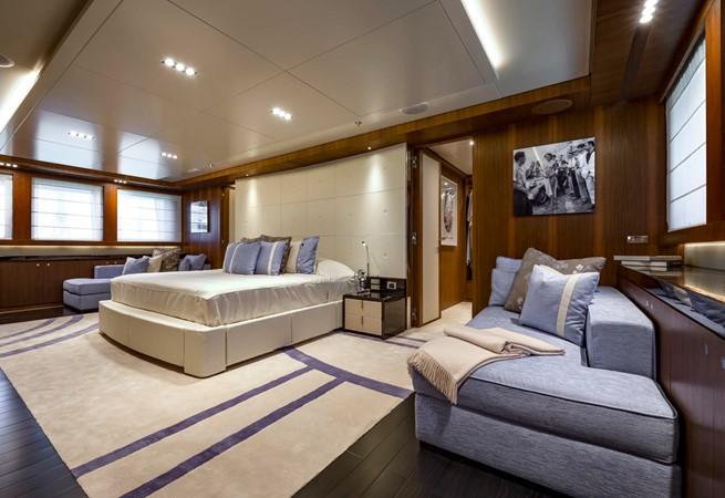 interiors 4 2008 ROSSI NAVI custom Mega Yacht 2532281