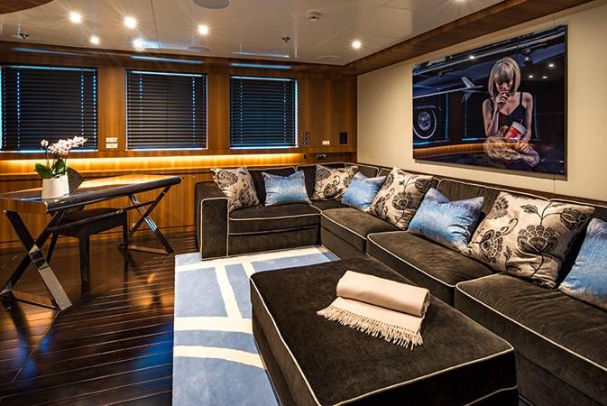 interiors 6 2008 ROSSI NAVI custom Mega Yacht 2535218