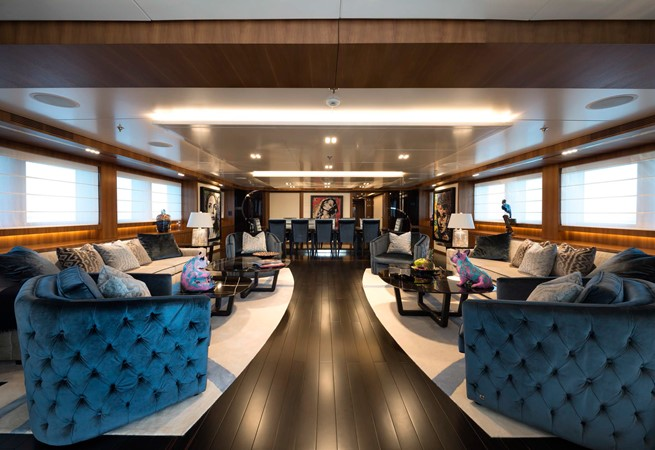 interiors 7 2008 ROSSI NAVI custom Mega Yacht 2535219