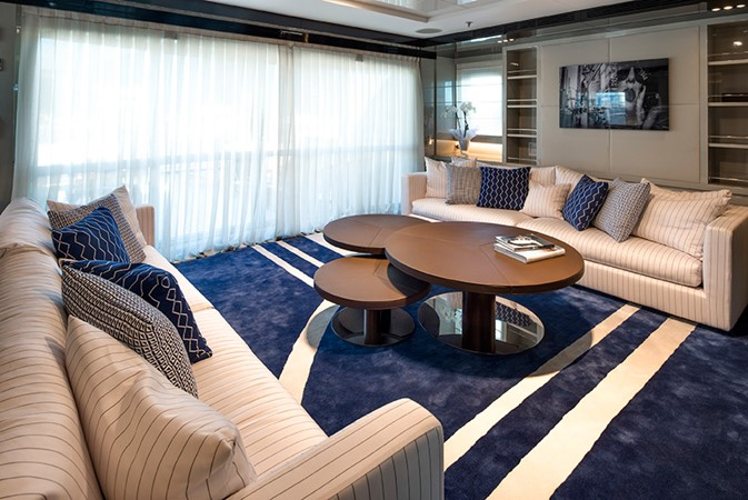 interiors 8 2008 ROSSI NAVI custom Mega Yacht 2535235