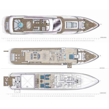 2014 ADMIRAL REGALE Motor Yacht 2545033