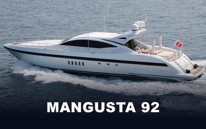 2008 OVERMARINE - MANGUSTA  Cruiser 2532433