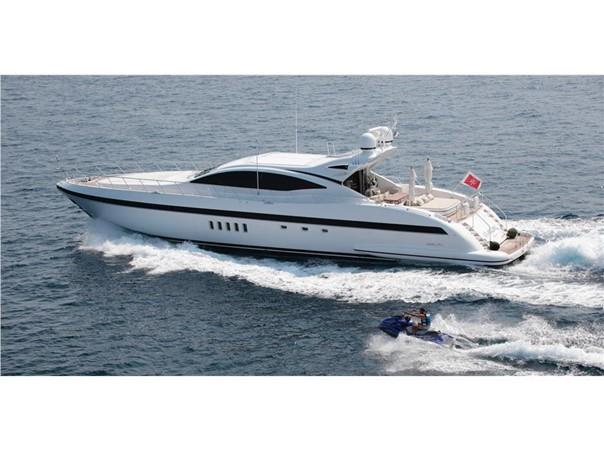 2008 OVERMARINE - MANGUSTA  Cruiser 2532434