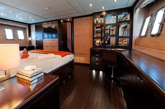 2008 OVERMARINE - MANGUSTA  Cruiser 2532437