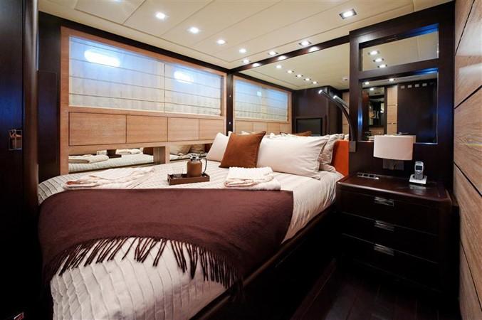2008 OVERMARINE - MANGUSTA  Cruiser 2532440