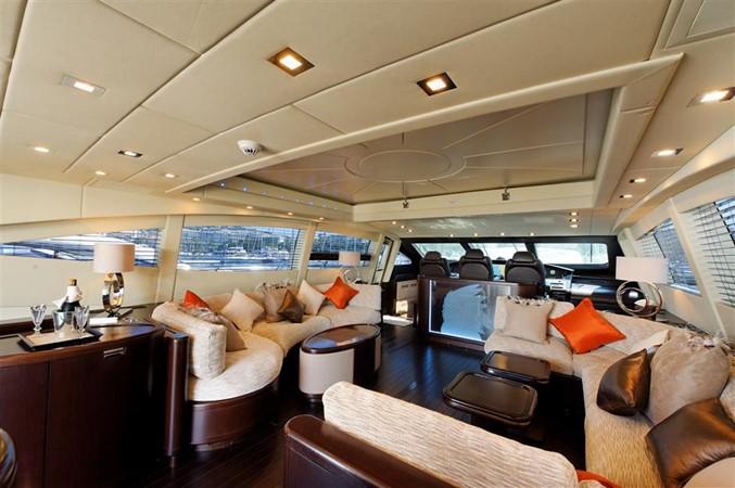 2008 OVERMARINE - MANGUSTA  Cruiser 2532443