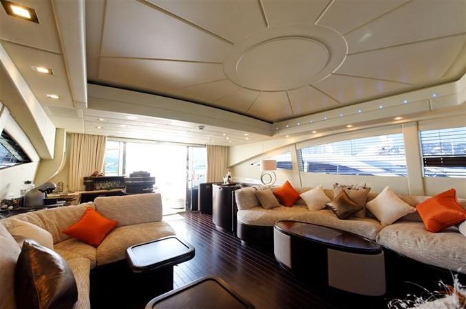 2008 OVERMARINE - MANGUSTA  Cruiser 2532444