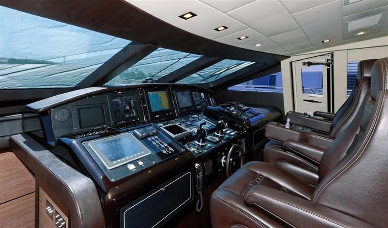 2008 OVERMARINE - MANGUSTA  Cruiser 2532446