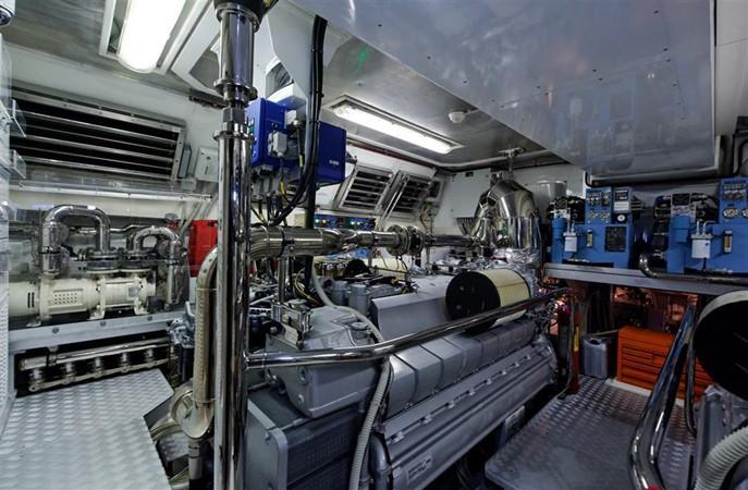 2008 OVERMARINE - MANGUSTA  Cruiser 2532447