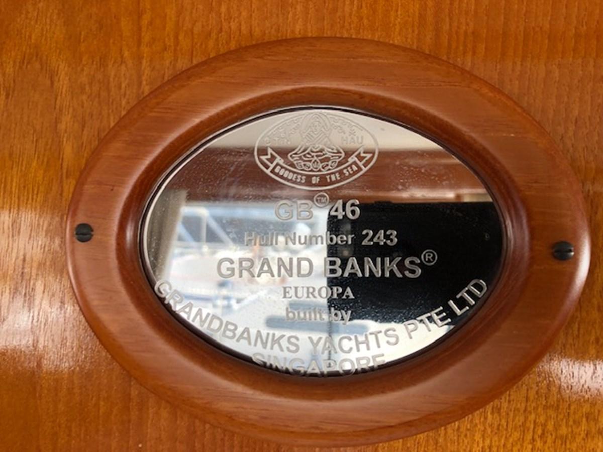 IMG_7593 2002 GRAND BANKS Heritage Europa Trawler 2532916