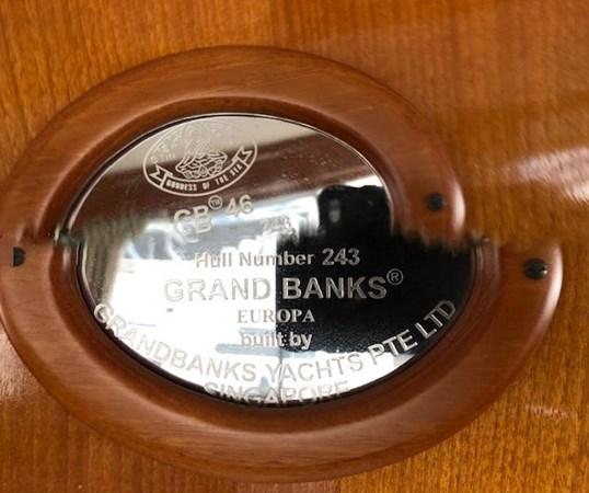 IMG_7592 2002 GRAND BANKS Heritage Europa Trawler 2532915