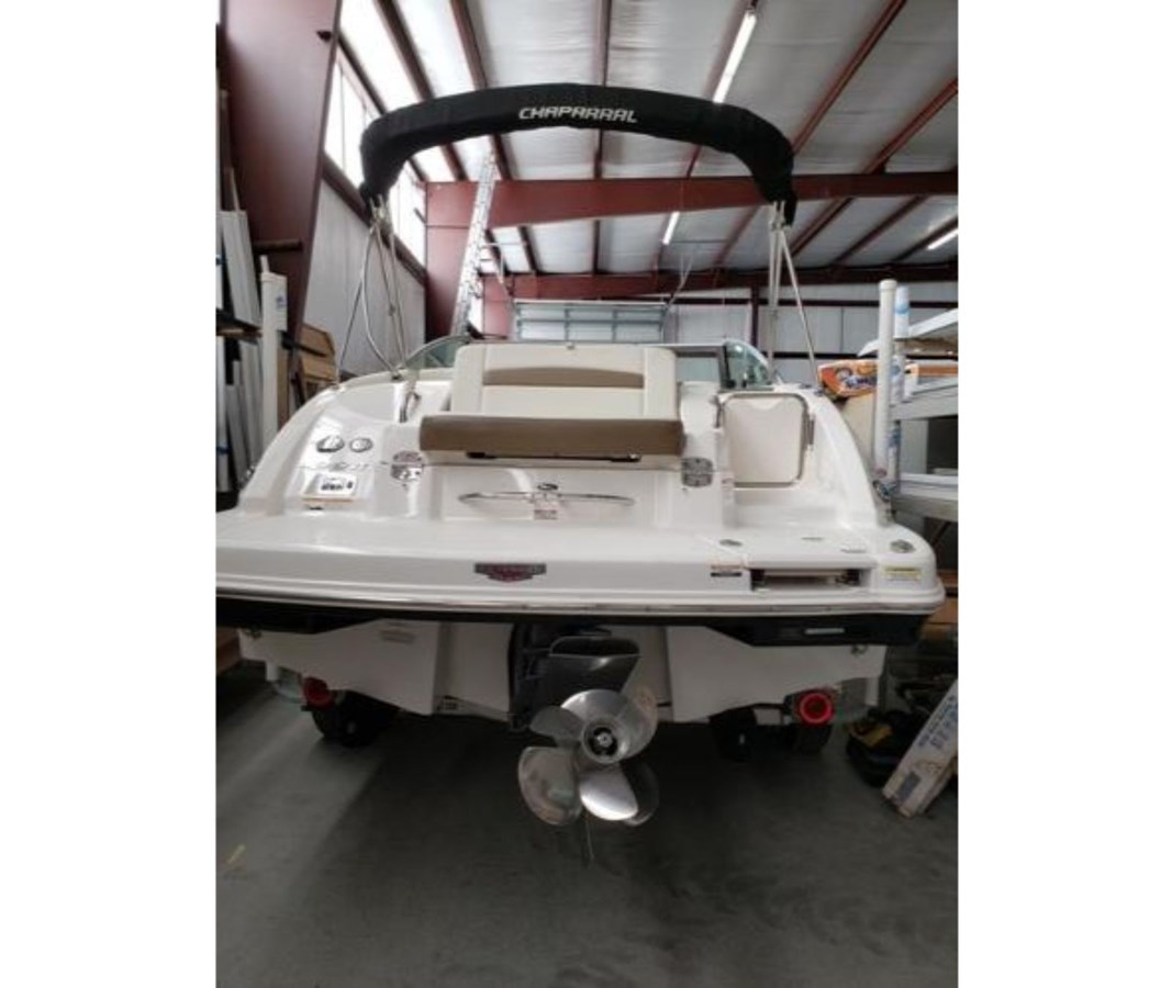 3 2013 CHAPARRAL 22 Bow Rider Runabout 2785713