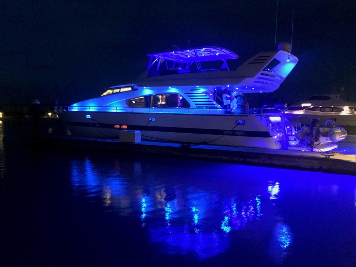 Blue Horizon Night Profile 2000 HORIZON Sport Cruiser Cruiser 2916472