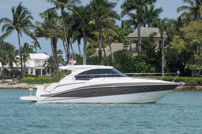 48 Profile 2013 Cruisers Yachts 41 Cantius Cruiser 2536546