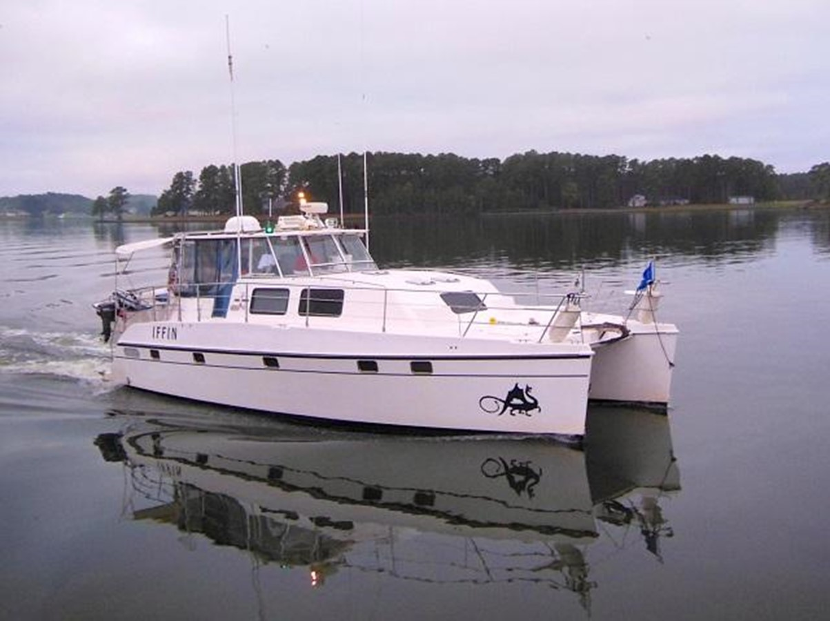 2006 ENDEAVOUR 44 Trawler Cat Catamaran 2536649