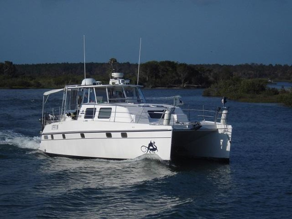 2006 ENDEAVOUR 44 Trawler Cat Catamaran 2536650