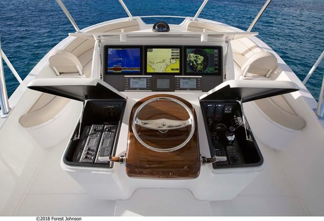 VIK92SB-12 2020 VIKING 92 Enclosed Skybridge  Sport Fisherman 2537922