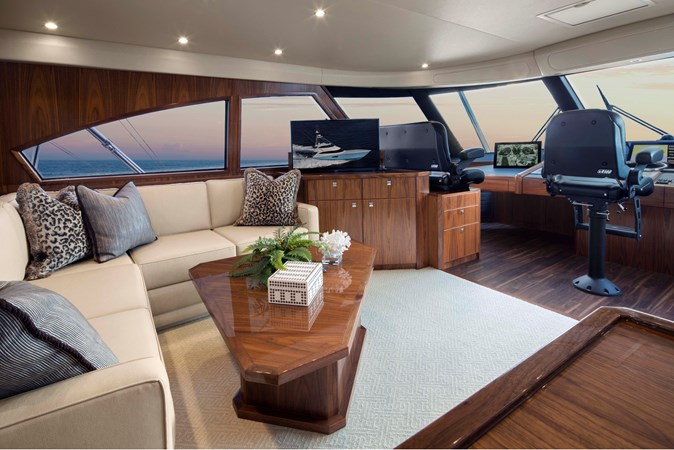 B-Viking 92 Bridge Deck A 2020 VIKING 92 Enclosed Skybridge  Sport Fisherman 2537925