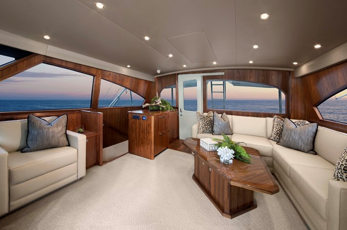 C-Viking 92 Bridge Deck B_RM 2020 VIKING 92 Enclosed Skybridge  Sport Fisherman 2537926