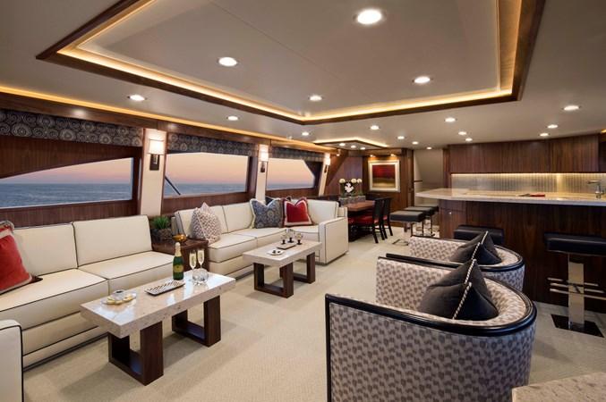 P-Viking 92 Salon_RM 2020 VIKING 92 Enclosed Skybridge  Sport Fisherman 2537943