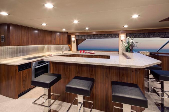 Q-Viking 92 Galley 2020 VIKING 92 Enclosed Skybridge  Sport Fisherman 2537944