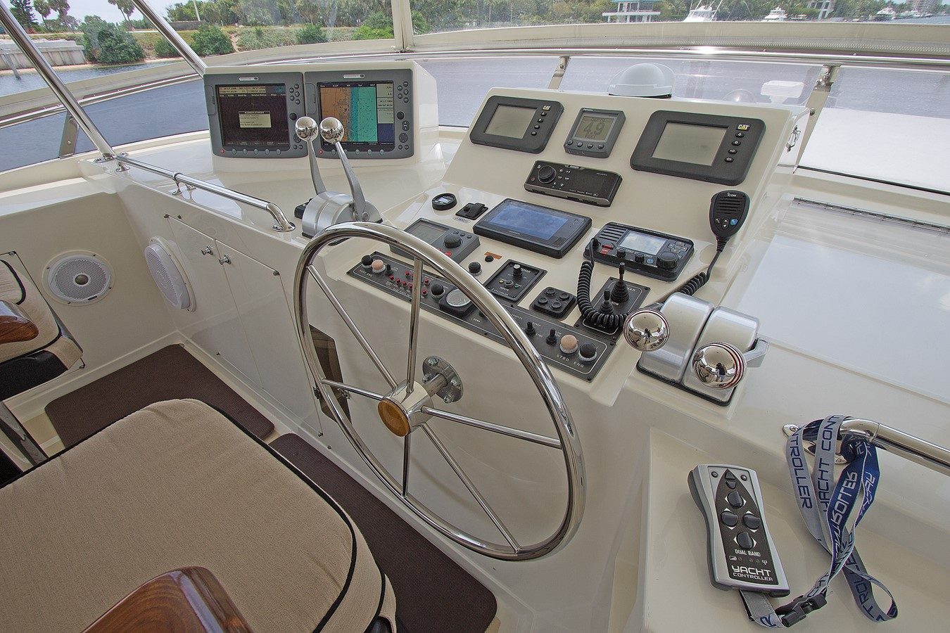 2007 OFFSHORE YACHTS  Motor Yacht 2538092