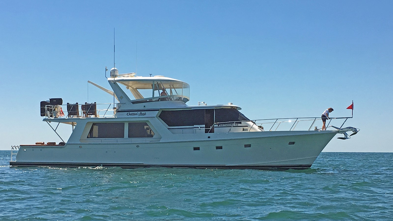 2007 OFFSHORE YACHTS  Motor Yacht 2538128