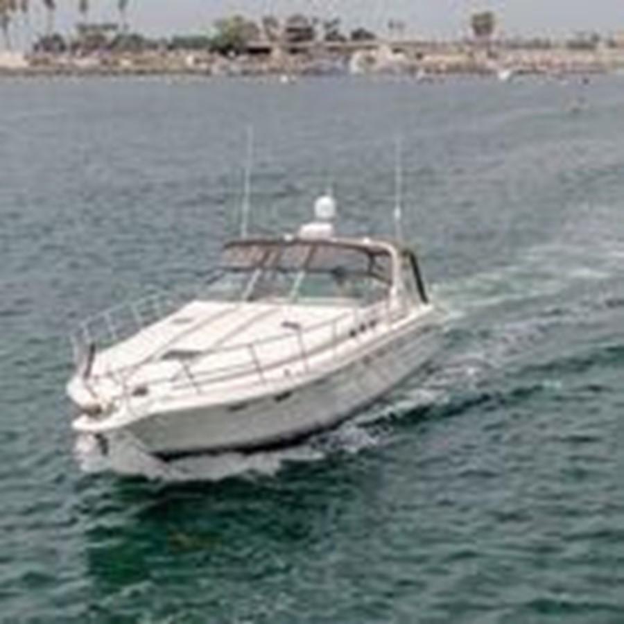1996 SEA RAY 400 Express Cruiser Cruiser 2538316