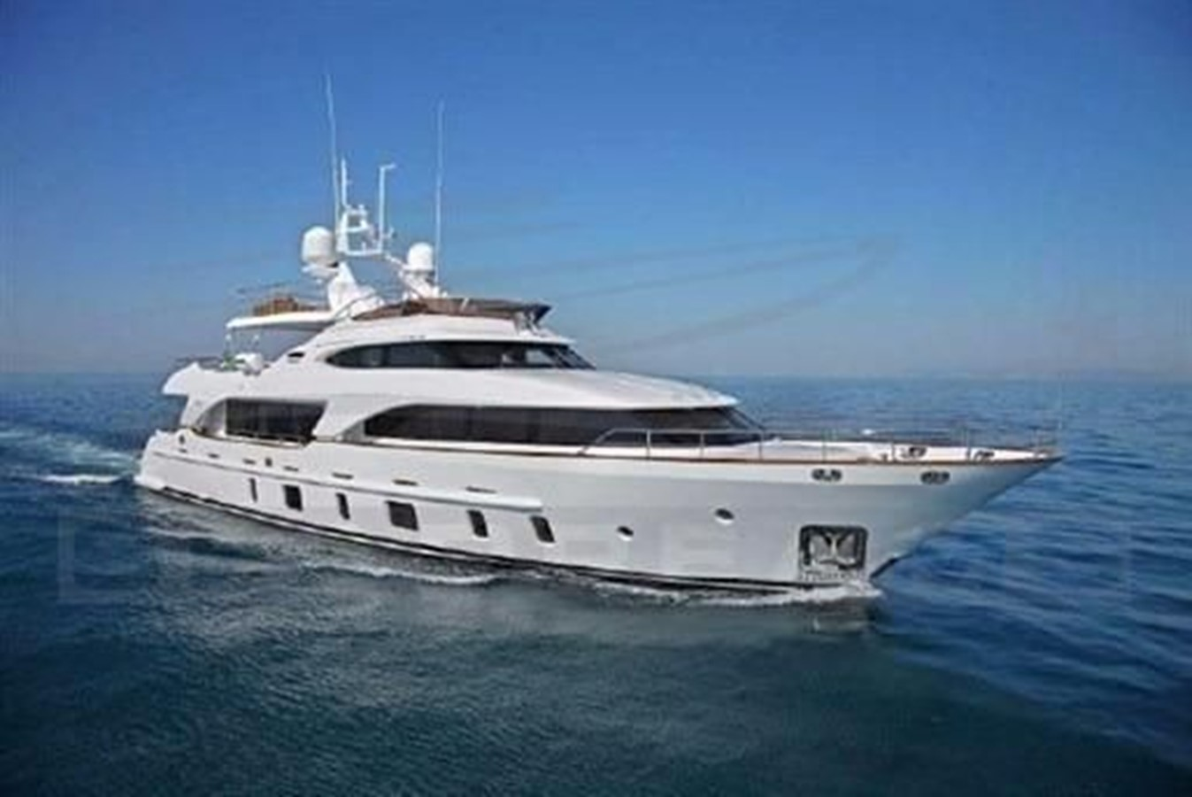 SERENDIPITY yacht for sale