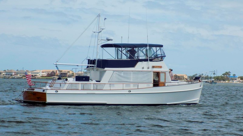 Boss 1990 GRAND BANKS 42 Classic Trawler 2538636