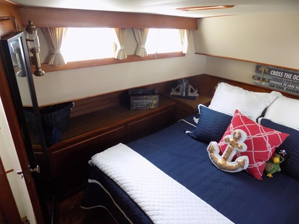 1990 GRAND BANKS 42 Classic Trawler 2538662